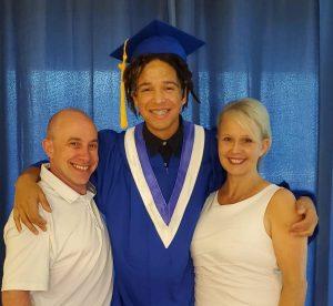 Proud parents here! Grad 2020!